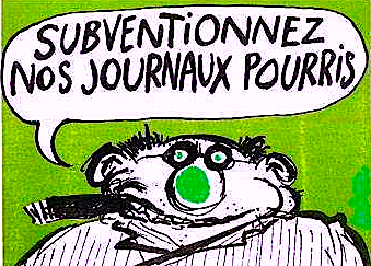 Charlie Hebdo Caricature Mahomet Pas Du Courage Mais Du Pur Opportunisme Zin Tv